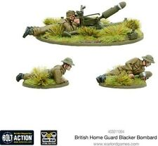 Warlord Games Bolt Action British Home Guard Blacker BOMBARD (robinet mortier)