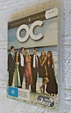 The O.C. : Season 3 (DVD, 2006, 7-Disc Set) R-4, NEW, FREE POST IN AUSTRALIA