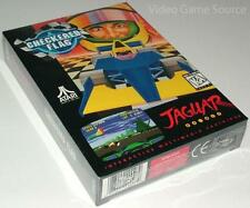 Atari Jaguar Game Cartridge: # checkered Flag # * artículo nuevo/Brand New!