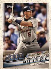 2020 Topps Series 2 Decades Best #DB-81 Albert Pujols - St. Louis Cardinals