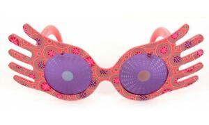 Harry Potter Luna Lovegood Spectrespecs Costume Glasses Spectra Adult Child Kids