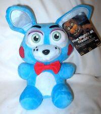 "Five Nights at Freddy's 6"" Bonnie Blue Rabbit Plush-FNF 6"" Bonnie Plush-New!"