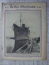 The War Illustrated # 112 (Bremen, Tobruk, Commando, Convoy, U-Boat, Russia WW2)