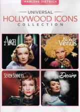 HOLLYWOOD ICONS COLLECTION: MARLENE DIETRICH (ANGEL / BLONDE VENUS / SEVEN (DVD)