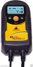Panther IQLoad 5000 plus Batterie Ladegerät 12V und 6V  Säurebatterie AGM GEL