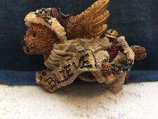 Boyds Bears & Friends: Edmund . Believe 02505 - Angel Bear Ornament