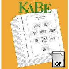KABE OF Supplement Federal Republic of Germany combinations 2015