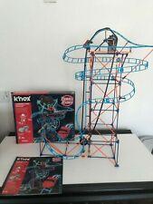 KNEX Thrill Rides Cobweb Curse Roller Coaster Building Set Ages 9+ Toy Build Fun