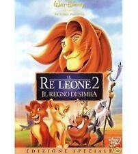 DISNEY DVD Il re leone 2 - sigillato fuori catalogo