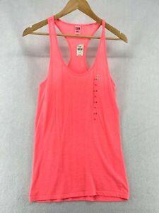 Pink Sleeveless Sleepwear Top NEW Pink NEW (W2407-J3)