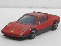 Ferrari 512 BB in rot, o.OVP, Bburago, 1:43