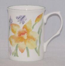 Kirsty Jayne Fine English Bone China Tea or Coffee Mug SPRINGTIME