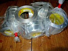 23 rolls!! 3m aluminum foil tape 1 inch x 60 yd 425 High  temperature. NICE LOT!