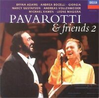 Luciano Pavarotti & friends 2 (1994, feat. Bryan Adams..) [CD]
