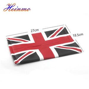 Car Tissue Box Pouch Case Paper Napkin Bag Holder Storage Bags For Mini Cooper