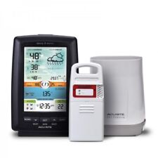 AcuRite 01021M Weather Station with Rain Gauge and Lightning Detector