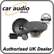 """Focal Rse-165 Auditor 6.5"""" 17cm 240 Watts 2 Way Component Kit Car Door Speakers"""