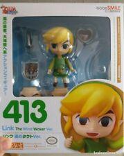 The Legend of Zelda: The Wind Waker LINK Nendoroid Figure Good Smile Company 413
