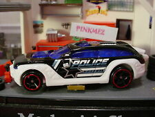 2016 Hot Wheels HW PURSUIT☆Black/White/Blue;Police 68☆Multi Pack Excl?☆LOOSE