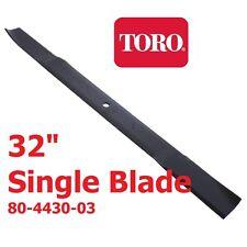 Genuine TORO 12/32XL 13/32XL Piatto rasaerba lama di taglio 80-4430-03 1294 #v