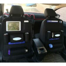Auto Car Seat Back Multi-Pocket Storage Bag Organizer Holder Accessory HOT