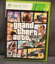 Xbox 360 Video Games Grand Theft Auto V 5 Microsoft GTA V