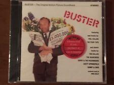 """""""BUSTER - COLONNA SONORA - OST"""" CD Nuovo,Sigillato Feat. PHIL COLLINS"""