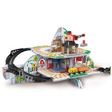 Hape E3755 Compact Mountain Mine Train Set Bois Plastique Railway Enfants 3+ Ans