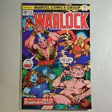 Warlock #12 Starlin Pip the Troll (Apr 1976, Marvel)