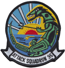 Attack Squadron 95 VA-95 United States Navy USN Embroidered Patch