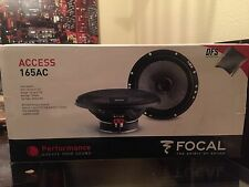 Focal Access 165 AC Brand New Speakers