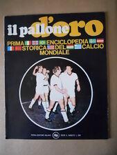 Il Pallone d'Oro Fascicolo 1969 - LECCO PALERMO NOVARA LAZIO MESSINA [GS43]