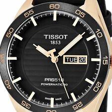 $875.00 Tissot Men's PRS 516 Powermatic 80 Men's Watch 42mm Gold PVD SWISS MADE