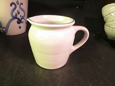 "Coche Stoneware 4"" Large Cream Pitcher"