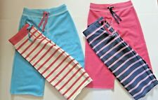 Mini Boden girls sweat shorts cropped trousers 4 colours bnwot ages 1-14