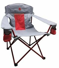 OmniCore Designs New Standard: Oversized 300 Lb. Capacity Padded Mesh Camp Chair