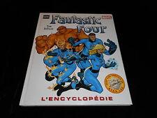 Tom de Falco : Fantastic Four l'encyclopédie Editions Semic juillet 2005