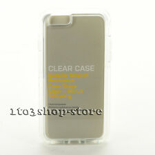 """OtterBox SYMMETRY Hard Shell Snap Cover Case 4.7"""" iPhone 6 iPhone 6s Clear Used"""