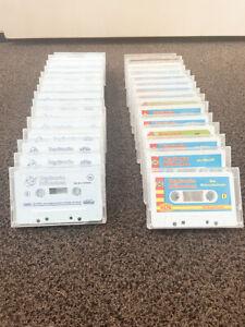 32 x MC Hörspiel Kassetten Benjamin Blümchen - 32 Stück Originalkassetten