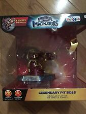 "Skylanders Imaginators Sensei Master Ledgendary Pit Boss Toys ""R"" Us NEW"