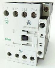 Klöckner Moeller DIL MP32-10 Leistungsschütz 230V 7,5kW bei 380/400V 32A xStart