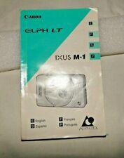 Canon IXUS M-1 M1 Mode d'emploi Bedienungsanleitung Anleitung