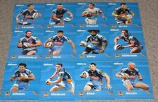 Gold Coast Titans Set Modern (1970-Now) NRL & Rugby League Trading Cards