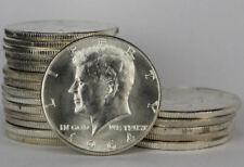 Roll of 20 1964 BU Kennedy Half Dollar $10 Face Value 90% Silver