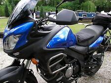 Cojín del asiento de la motocicleta no aire o gel se adapta a todas las bicicletas y scooters