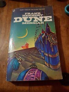 Dune Messiah Frank Herbert 1982 Edition