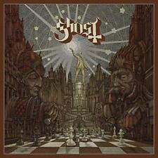 Ghost - Popestar (NEW CD)