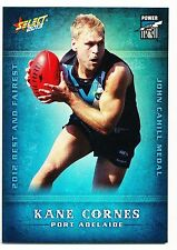 2013 Select Champions Kane Cornes Port Adelaide Best and Fairest BF13