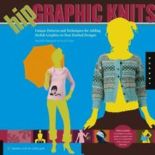 Hip Graphic Knits by Lisa B. Evans & Rochelle Bourgault  #11701
