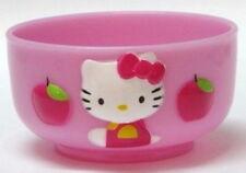 Sanrio Hello Kitty Apple Shape Bowl #0687 S-3382